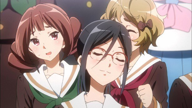 吹奏楽にかける青春アニメ「響け!ユーフォニアム2」第1話の場面カットが到着!北宇治高校吹奏楽部に退部したはずの少女が現れる