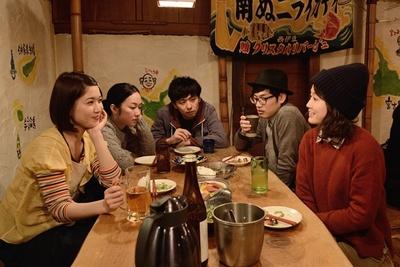アシスタント仲間が集まって飲んでいる沖縄料理の居酒屋「ニライカナイ」