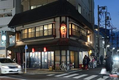 犬童監督が「吉祥寺の顔」と言う「いせや 総本店」(写真)と「公園店」も第4話に登場