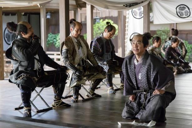 """【写真を見る】小林が""""アウェー""""を感じたという浜松城でのシーン!"""
