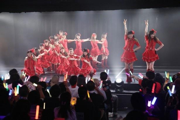 「SKE48劇場デビュー8周年特別公演」、チームKIIの1曲目は「兆し」