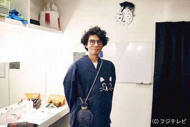 ラーメンズの片桐仁が、フジテレビTWO初のレギュラーオリジナルドラマ第1弾「GAKUYA~開場は開演の30分前です~」に主演