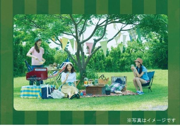 宮ヶ瀬湖畔園地で「軽キャンプドライブ」が開催
