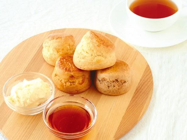 おしゃれなお茶&スイーツで、優雅なティータイムを満喫しよう!