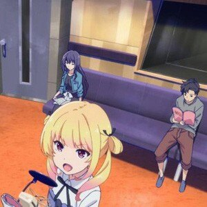 TVアニメ「ガーリッシュ ナンバー」第1話先行カットが到着。駆け出し声優・烏丸千歳に転機が
