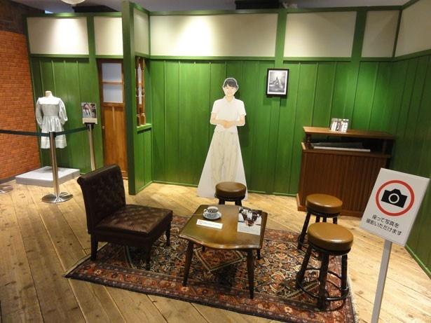 「べっぴんさん展」が神戸・三宮で10月5日からはじまった