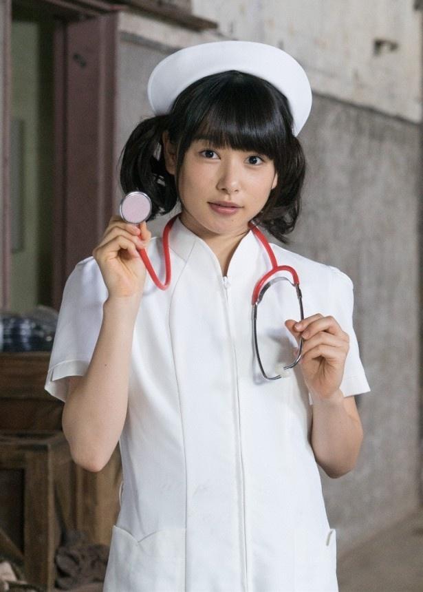 初の警察官役に挑む桜井日奈子