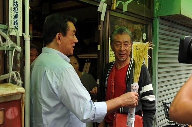 高田と加山の予測不能な散歩の行方は…?