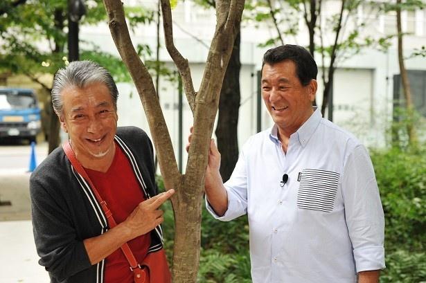 高田は来春80歳になる加山の爽やかさ、若々しさに驚く!