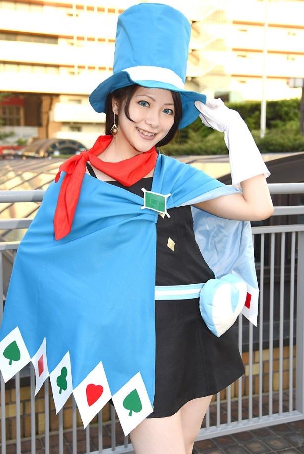 【写真20点】「FGO」「アイナナ」から「ドラクエ」まで!ゲームキャラに扮したコスプレ美女が第24回acosta!に大集合