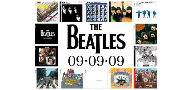 ビートルズの全14アルバムが、最新技術によって新しく甦る!