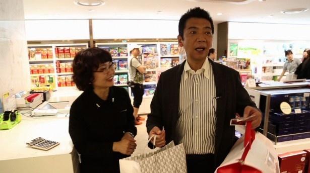 最近オープンしたばかりという、韓国の最先端カルチャースポットを宮根が訪問!