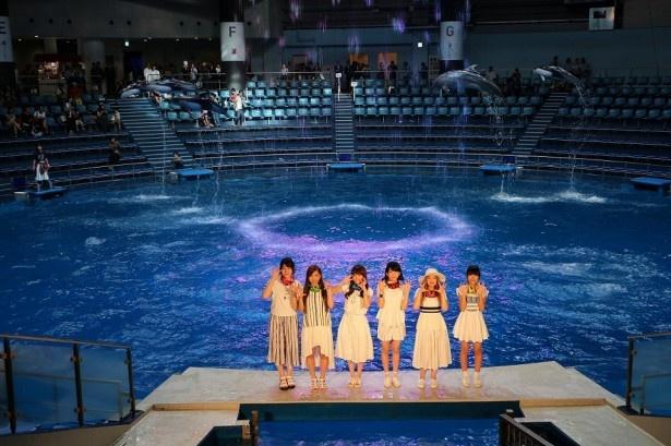 11月9日(水)に1万枚限定の7thシングルをリリースするLittle Glee Monster