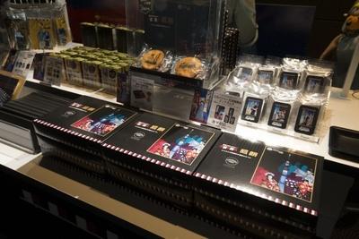 東京スカイツリー各所の「THE SKYTREE SHOP」では限定グッズも販売する