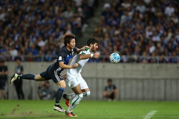 75分から途中出場した浅野拓磨選手