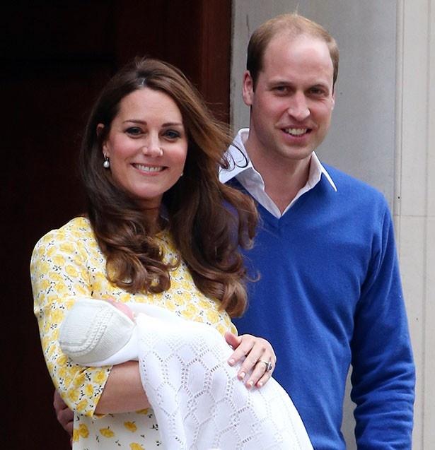 【写真を見る】シャーロット王女誕生で国民に笑顔をもたらしたキャサリン妃