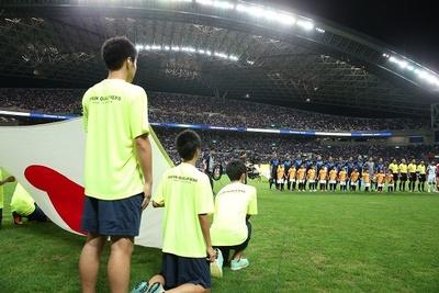 サッカー日本代表、世界への道!W杯アジア地区最終予選 「日本代表×イラク代表」2/24