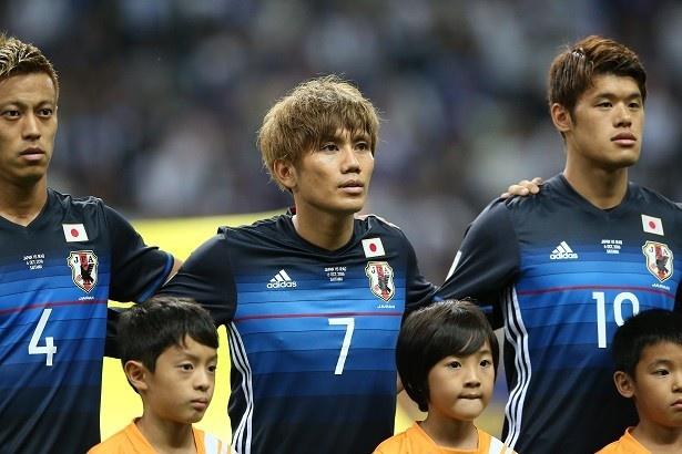 サッカー日本代表、世界への道!W杯アジア地区最終予選 「日本代表×イラク代表」3/24