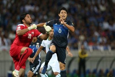 サッカー日本代表、世界への道!W杯アジア地区最終予選 「日本代表×イラク代表」6/24