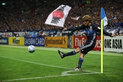 サッカー日本代表、世界への道!W杯アジア地区最終予選 「日本代表×イラク代表」11/24