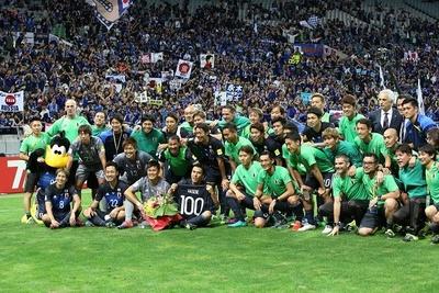 サッカー日本代表、世界への道!W杯アジア地区最終予選 「日本代表×イラク代表」24/24