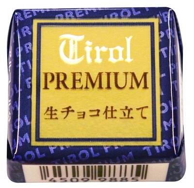 「チロルチョコ〈チロルプレミアム〉」(税抜42円)