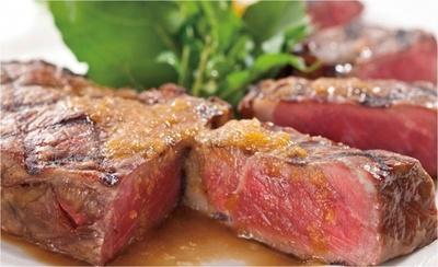 ステーキに最も適した部位「サーロイン」が食べ放題!