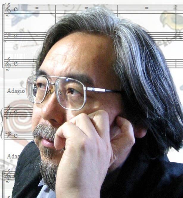 「小学生のためのコンサート」の司会を務める作曲家の吉松隆氏