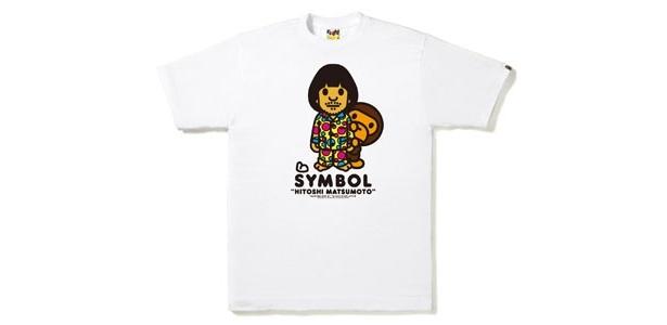 『しんぼる』×A BATHING APEコラボTシャツ[Tシャツ(3)]