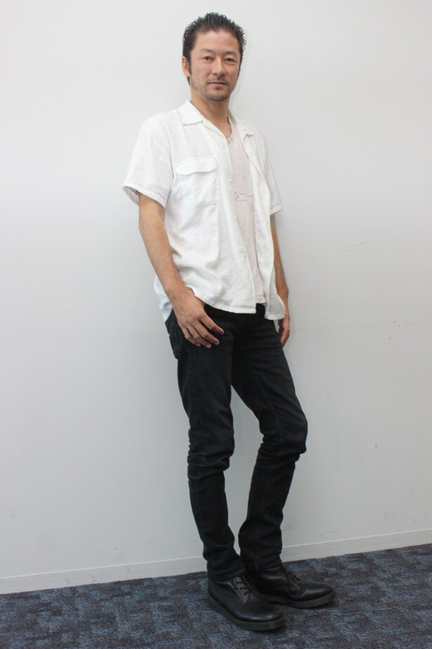 深田晃司監督の現場について語った浅野忠信