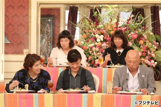 """10月17日「SMAP×SMAP」の""""ビストロSMAP""""に吉田沙保里選手らが登場"""
