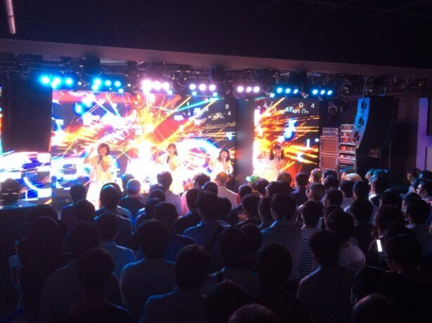 sora tob sakana のライブはVJや映像にもこだわった演出が話題