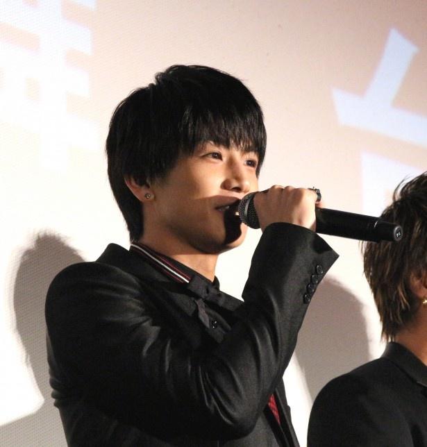「2シーンだけの出演だったのですが、1シーンカットされていて1シーンしか出ていません」と嘆く岩田