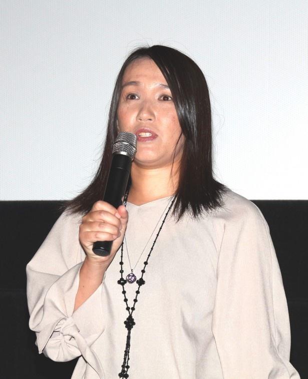 「由紀を本田さんが、敦子を山本さんが演じると聞いて『ぴったりだ』と思いました」と明かす原作者の湊かなえ