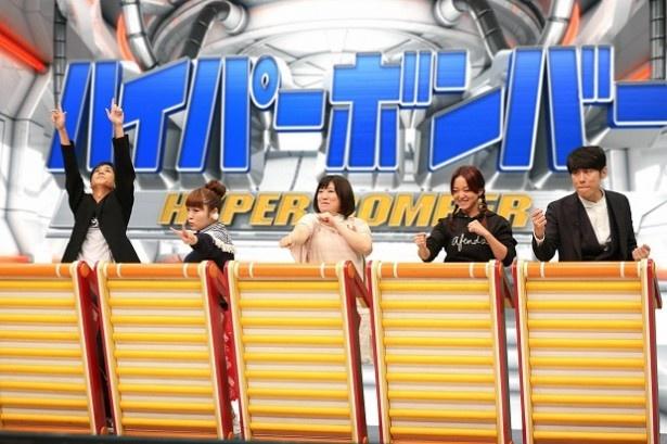 ネプチューンチームには柳原可奈子、黒沢かずこ、祐真キキが参戦!