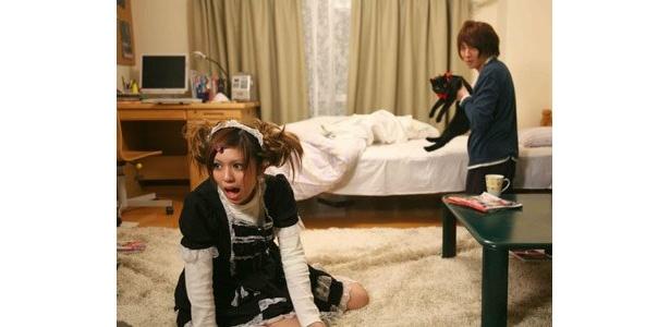 女優・矢吹シャルロッテの魅力は、ぜひスクリーンで体感しよう