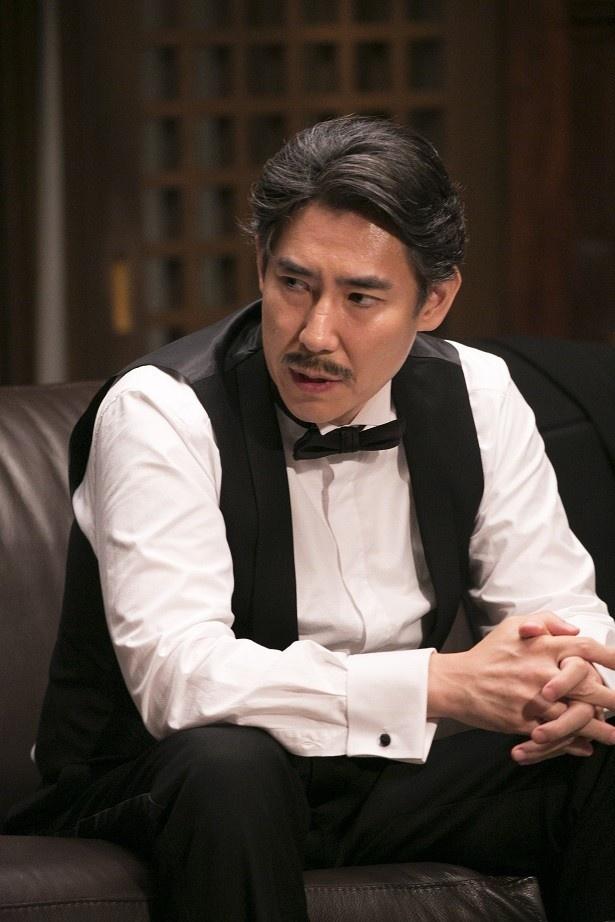 兄弟の父・貴行役は高嶋政伸。貴行は本作のキーパーソン