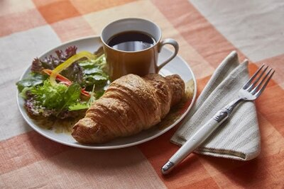 【写真を見る】トースターで温めるとさらに風味アップ!朝食にもぴったりだ