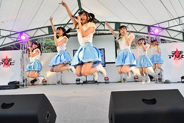 徳島のプリンセスはもちろん山下七海!マチ★アソビ「Wake Up, Girls!」ライブレポート