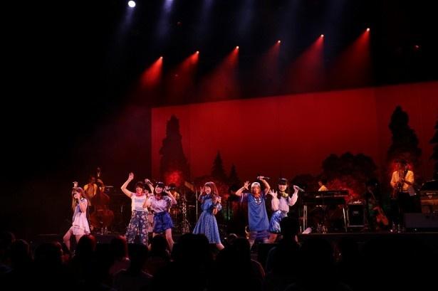兵庫でのワンマンライブで1万枚限定シングルの収録曲を発表したリトグリ