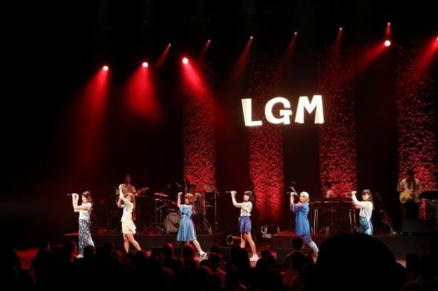 来年1月には日本武道館でのワンマンライブを控えるLittle Glee Monster