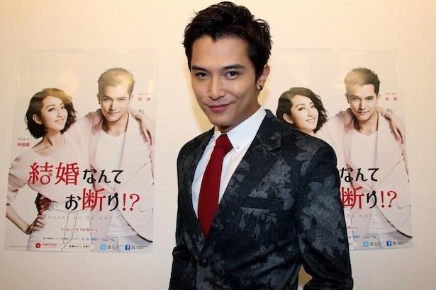 【写真を見る】ロイは同作で、台湾のテレビ番組アワード「第51回ゴールデン・ベル・アワード(電視金鐘奨)」のドラマ部門主演男優賞にノミネートされた