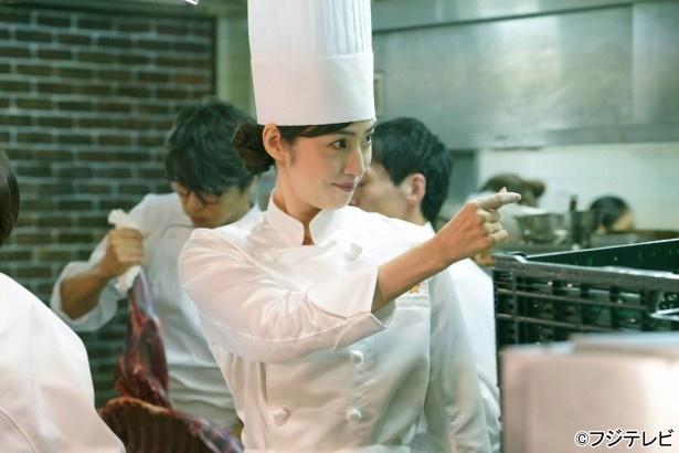 「Chef~三ツ星の給食~」で星野光子を演じる天海祐希