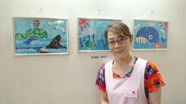 発達支援チーム 田中雅子さん