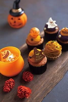 かぼちゃモンブランなど、ハロウィン限定のスイーツもりだくさん!(大阪・ホテルニューオータニ大阪)