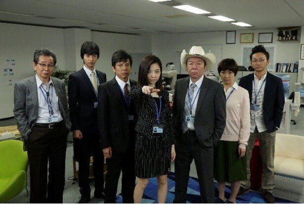 10月17日より島崎遥香が刑事役に挑戦する「警視庁 ナシゴレン課」がスタート!