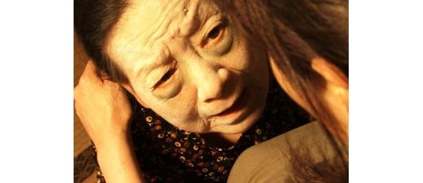 「おばあちゃん子」は、祖母思いの孫にまつわる怪異を描いた一篇