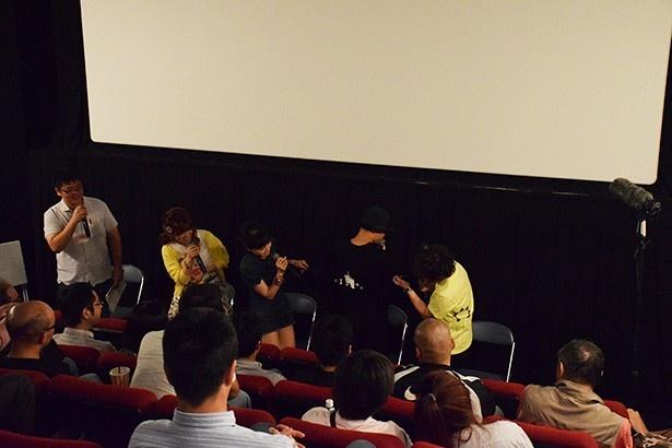 監督・プロデューサーキャストが制作裏話を明かしたマチ★アソビvol.17「うどんの国の金色毛鞠」トークショー