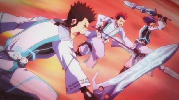 「双星の陰陽師」第27話先行カットが到着。繭良が士門に修行志願!
