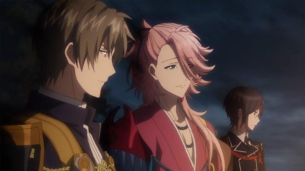 TVアニメ「刀剣乱舞 -花丸-」第2話場面カットと新キービジュアルが到着!